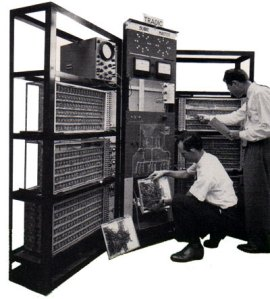 Premier ordinateur à transistors