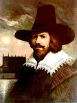 Portrait de Guy Fawkes